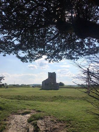 Visit Knowlton Church And Earthworks Cranborne 2019