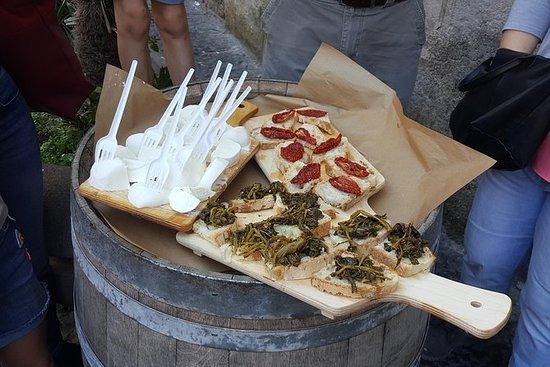 Tour gastronomico di Napoli con City