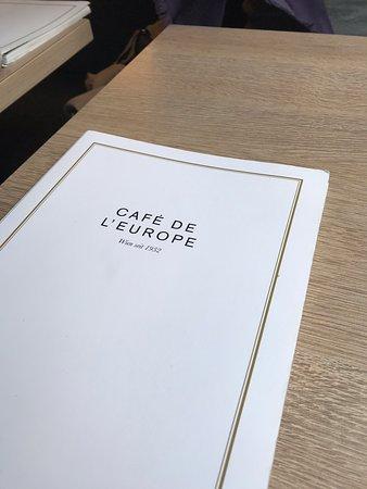 Ảnh về Cafe de l'Europe