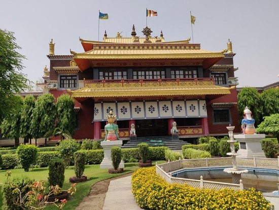 Vajra Vidya Sansthan Temple