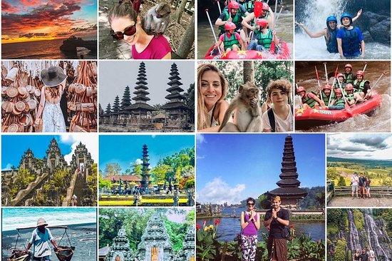 Bali Leie Transport med engelsk...