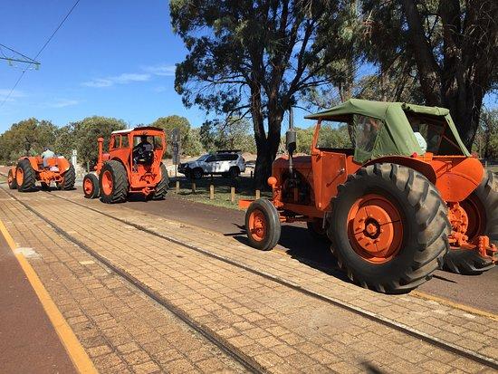 Tractor Museum of Western Australia