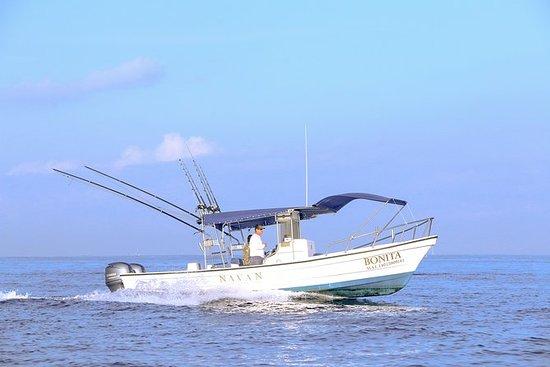 La Bonita Fiskebåt charter