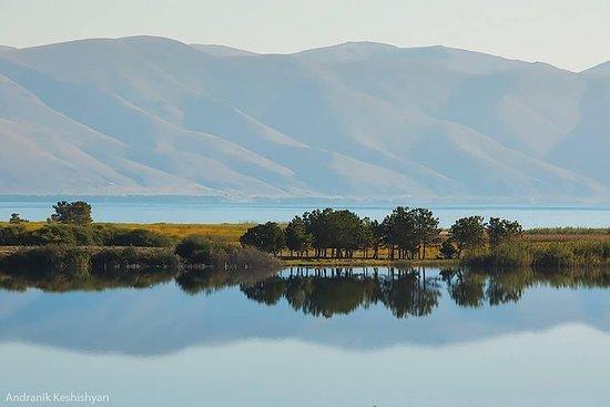 Tour de un día al lago Sevan...