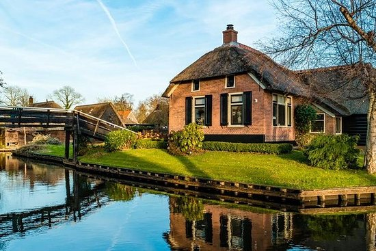 Giethoorn, Amsterdam Lake District en ...