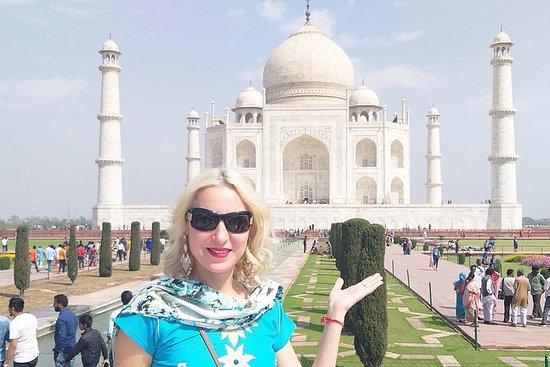 Golden Triangle Tour Delhi, Jaipur, Agra