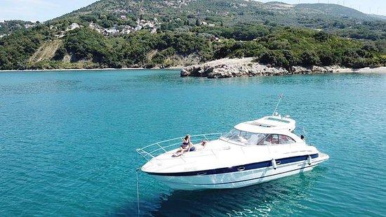 Utforsk Montenegro kysten fra havet