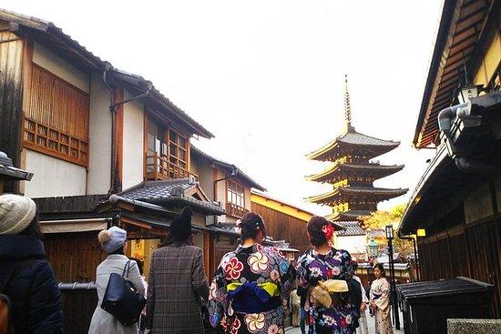 Kyoto Gion Walking & Izakaya Hopping ...