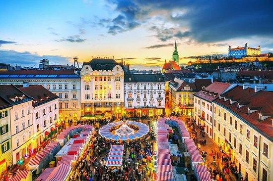Bratislava: 2-timers privat turstur