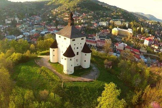 Banska Stiavnica from Bratislava...