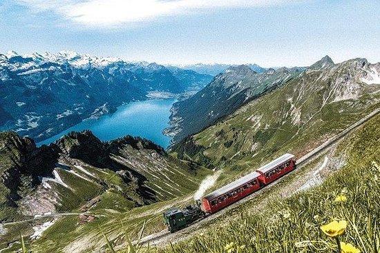 Train à vapeur pour admirer les 692...