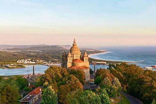 Porto en de noordkant van Portugal ...