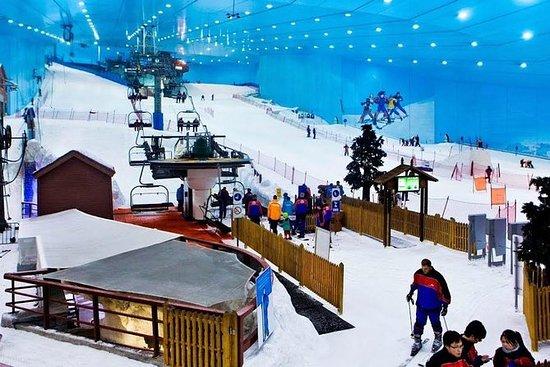 Ski Dubai Polar Express Pass