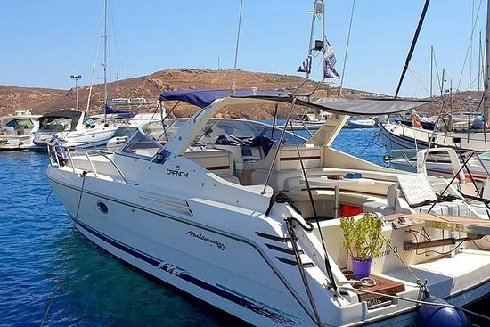 Cruise rond Serifos Crazy Dream huur ...