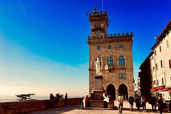 Republikken San Marino - Guidet tur...