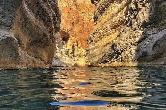 Tour de un día a Wadi Shab y Bimmah...