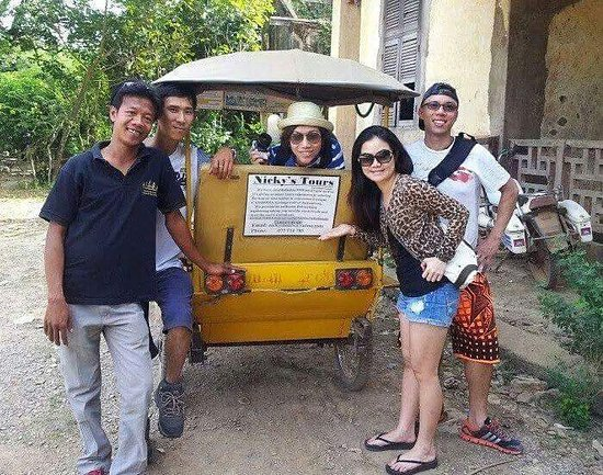 Nicky Battambang Private Tours