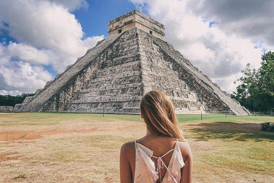 Chichén Itzá, Valladolid et Cenote, une...