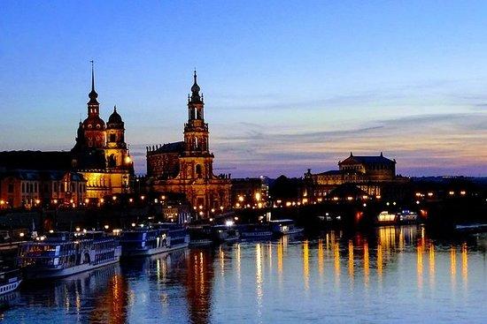 Dresden privat tur med slott besøk