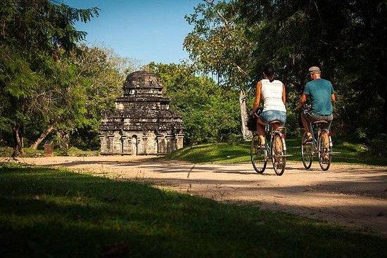 Polonnaruwa Syklingstur: Privat...