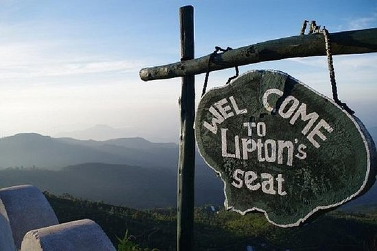 Lipton sete ved tuk-tuk: Privat tur...