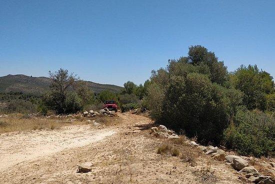 Sierra de Bernia 4x4 Off Road Jeep体验
