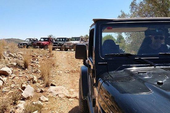 西班牙海鲜饭路线4x4 Off Road Jeep Experience