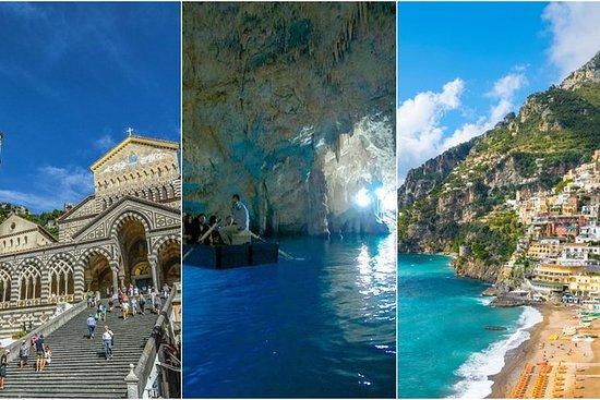 Amalfi + Emerald Grotto + Positano...