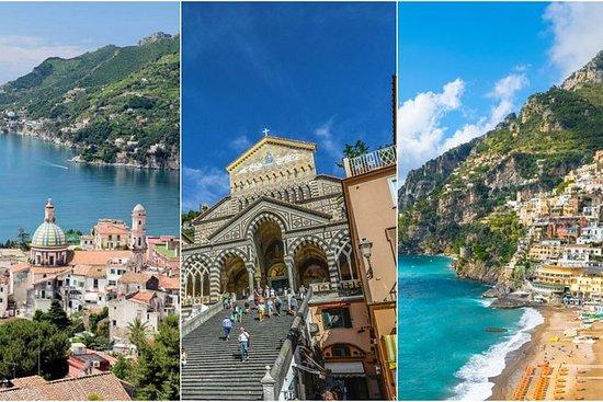 Vietri + Amalfi + Positano (Full Day...