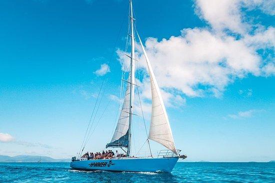 Hammer Whitsundays Maxi Sailing (2