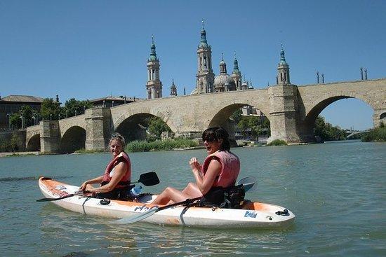 Kayak a Saragozza: Ecourismo fluviale
