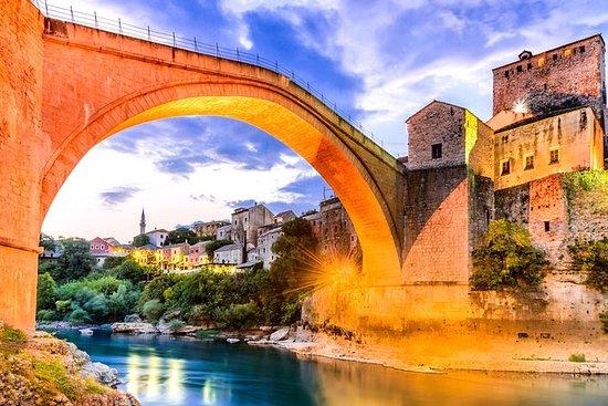 Mostar & Kravice fosser helgedag guidet...