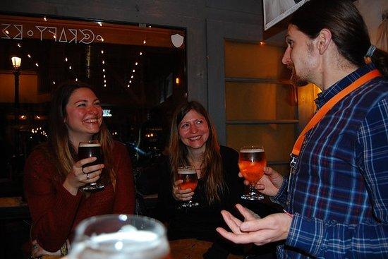 Pub Walk: En alternativ Pub Crawl of...