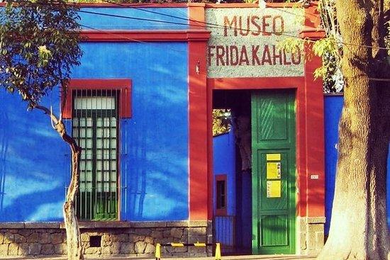 Billetter til Frida Kahlo Museum