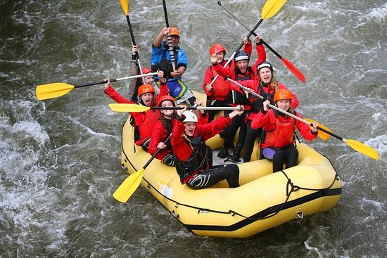 Adventure for the Rafting Enthusiasts...
