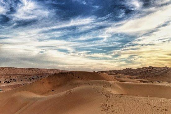 Wüstenerlebnis - Wahiba Sands