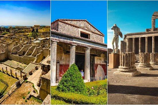 Hercolaneum-Oplontis-Pompeii (FullDay...