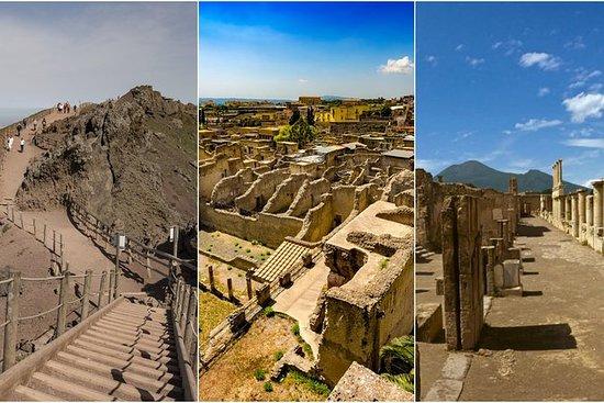 Vesuvius + Herculaneum + Pompeii...