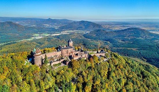 Besøk Alsace med en privat sjåfør...