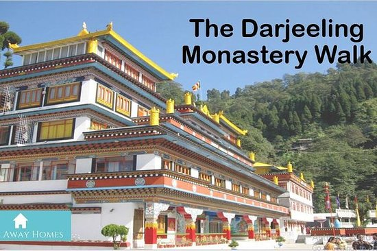 La passeggiata del monastero di