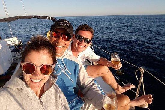 Ligurian Sea Day Seiling Trip av Set...