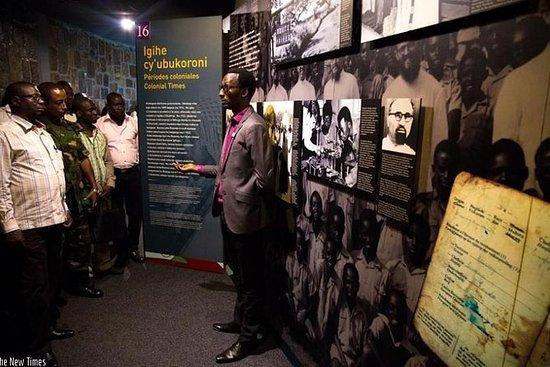 Kigali City Tour (History minded city...