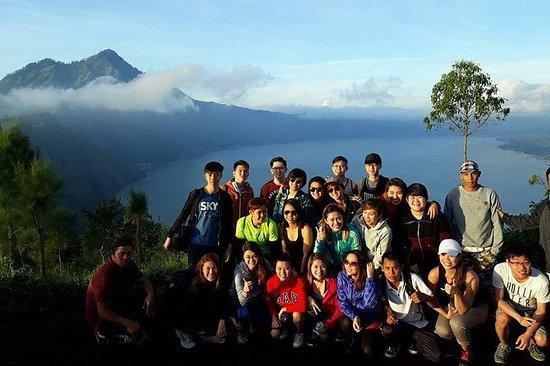 Bali Sunrise Jungle Trekking con guía...