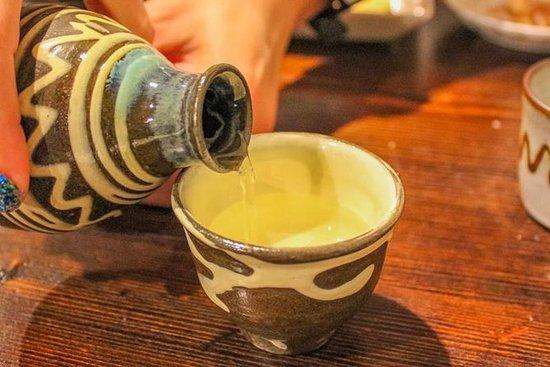 Certificado por Fukuoka: Sake, Udon...