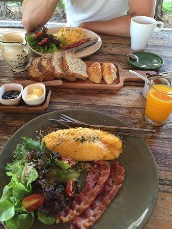Cozy rooms and delicious breakfast