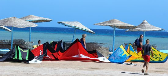 Kite Family El Gouna