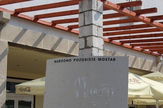 Narodno Pozoriste Mostar