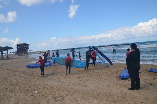Kahuna surf club haifa