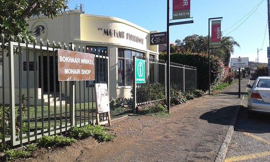Jansenville, Dél-Afrika: Front entrance