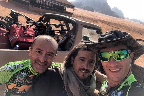 Cosmic Wadi Rum & Tour